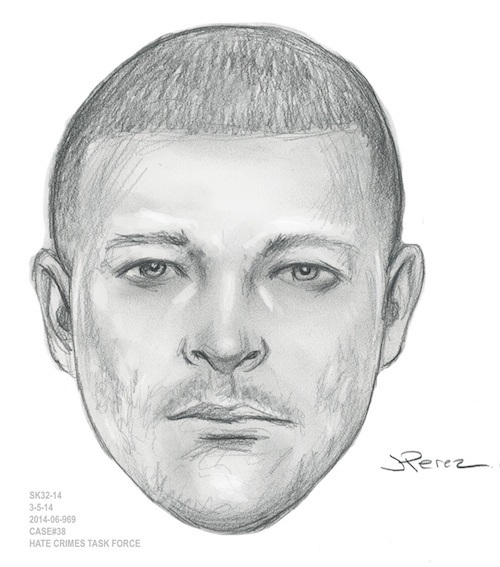 NYC Subway Suspect 03022014