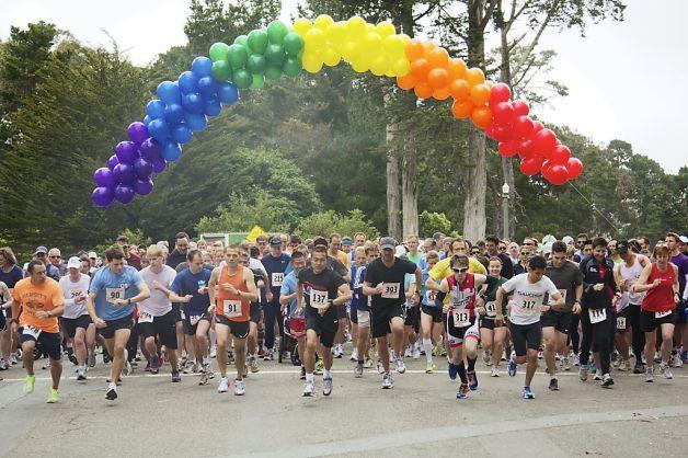 SF Pride Run